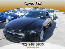 2013_Ford_Mustang_V6 Coupe_ Las Vegas NV