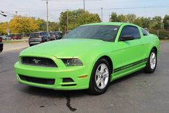 2013_Ford_Mustang_V6_ Fort Wayne Auburn and Kendallville IN