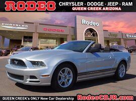 2013_Ford_Mustang_V6_ Phoenix AZ