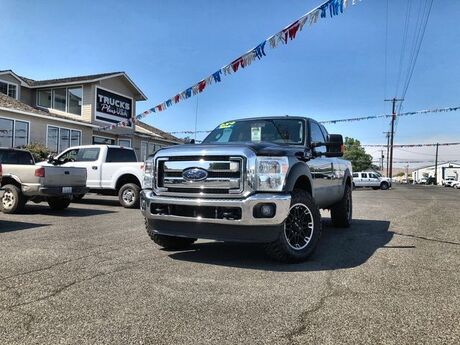 2013 Ford Super Duty F-250 SRW 4WD SUPERCAB 158 XLT Yakima WA