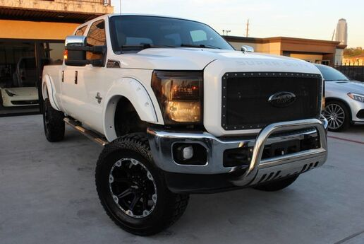 2013 Ford Super Duty F-250 SRW Lariat,LIFTED,GREAT LOOKING! Houston TX