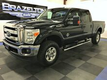 2013_Ford_Super Duty F-250 SRW_XLT, 4x4, Diesel, New BFG All-Terrains_ Houston TX