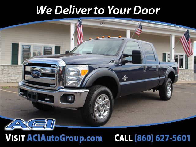2013 Ford Super Duty F-250 SRW XLT East Windsor CT