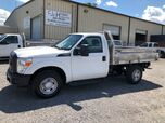 2013 Ford Super Duty F-250 XL SRW w/ 9' TAFCO Aluminum Flatbed XL