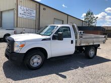 2013_Ford_Super Duty F-250 XL SRW w/ 9' TAFCO Aluminum Flatbed_XL_ Ashland VA