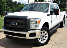 2013_Ford_Super Duty F-350 SRW_** 4X4 XL ** - w/ LEATHER SEATS_ Lilburn GA