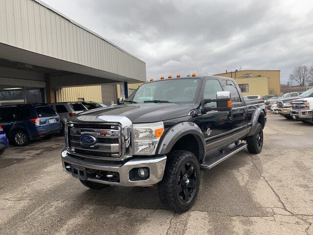 2013 Ford Super Duty F-350 SRW Lariat Cleveland OH