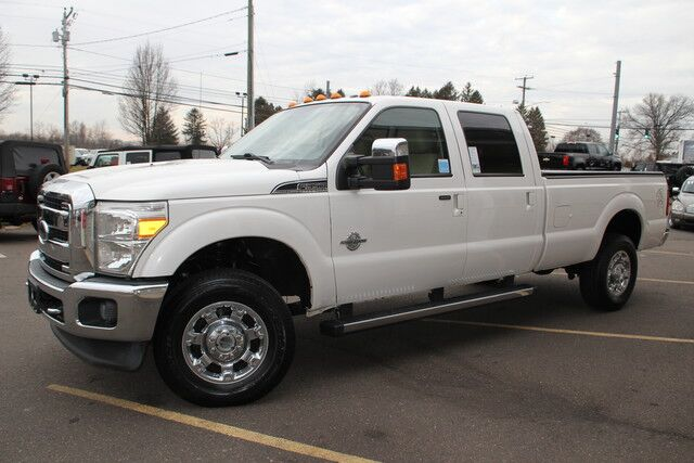 2013 Ford Super Duty F-350 SRW Lariat East Windsor CT