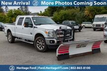 2013 Ford Super Duty F-350 SRW Lariat South Burlington VT