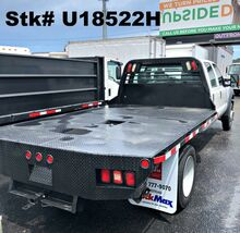 2013_Ford_Super Duty F-550 DRW_11' Flatbed w/Gooseneck_ Homestead FL