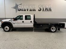 2013_Ford_Super Duty F-550 DRW_XL 4WD Powerstroke FlatBed_ Dallas TX