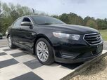 2013 Ford Taurus 4d Sedan Limited V6