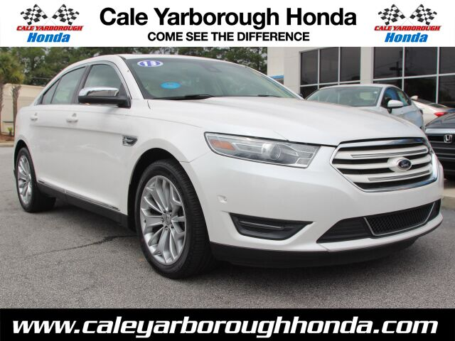 2013 Ford Taurus Limited Florence SC
