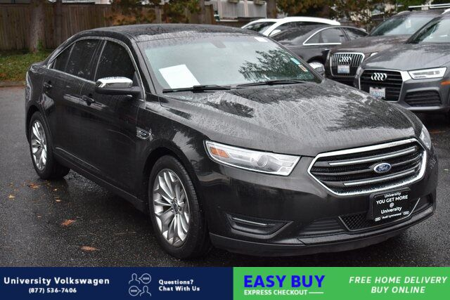 2013 Ford Taurus Limited Seattle WA