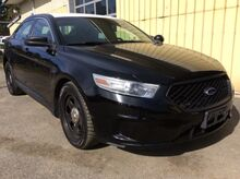 2013_Ford_Taurus_Police AWD_ Spokane WA
