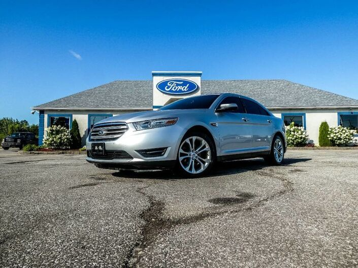 2013 Ford Taurus SEL- LEATHER- NAVIGATION- BLUETOOTH- REMOTE START Essex ON