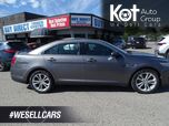 2013 Ford Taurus SEL, Heated Leather Seats, Sunroof, Touch Screen, Dual Climate C