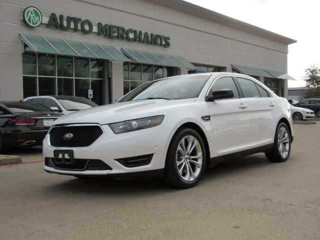 2013 Ford Taurus SHO AWD 3.5L 6CYL AUTOMATIC, TURBO, LEATHER SEATS, NAVIGATION, BLUETOOTH CONNECTION, HEATED/COOL STS Plano TX