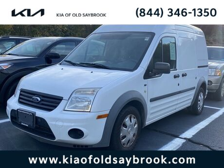 2013 Ford Transit Connect  Old Saybrook CT