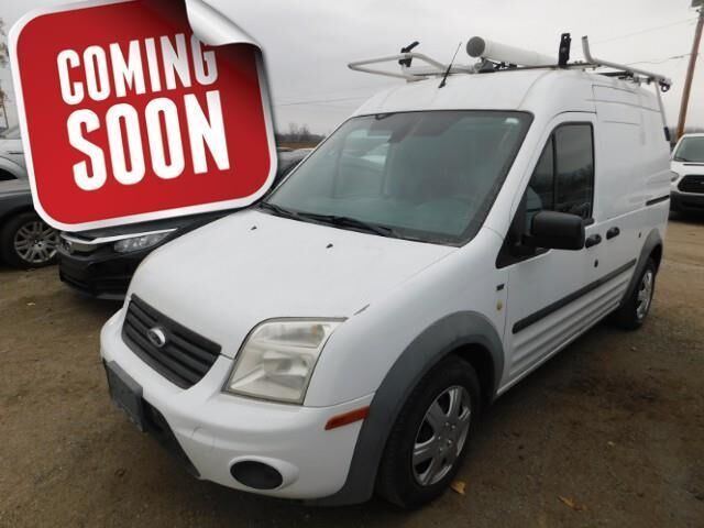 2013 Ford Transit Connect 114.6 XLT w/o side or rear Topeka KS