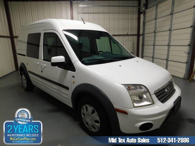 2013 Ford Transit Connect Wagon XLT Austin TX