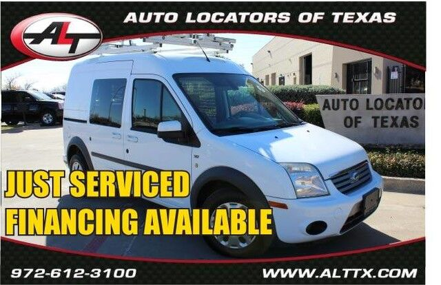 2013 Ford Transit Connect Wagon XLT Plano TX