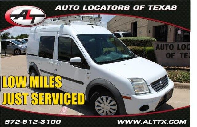 2013 Ford Transit Connect Wagon XLT with ROOF RACK Plano TX