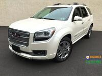 2013 GMC Acadia Denali - All Wheel Drive