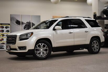 2013_GMC_Acadia_SLT_ Boston MA