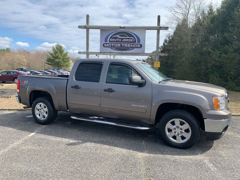 2013 GMC SIERRA 1500 SLE Vineland NJ
