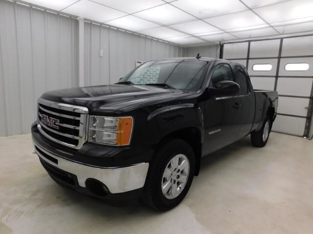 2013 GMC Sierra 1500 2WD Ext Cab 143.5 SLT Manhattan KS