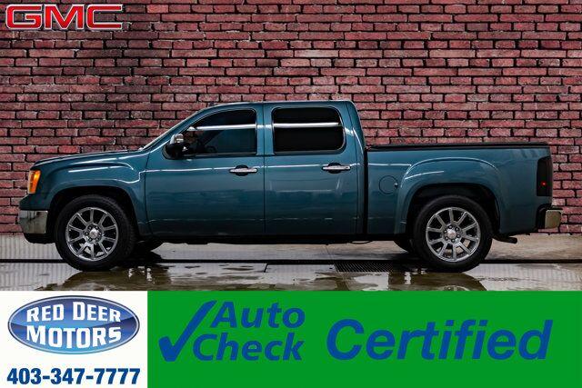 2013 GMC Sierra 1500 4x4 Crew Cab SLE Red Deer AB