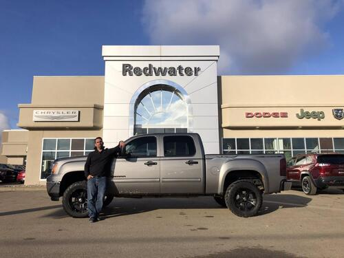 2013_GMC_Sierra 1500_SLE 4X4 - Western Edition - Low Kms - 164,169 Kms - Level Kit - One Owner_ Redwater AB