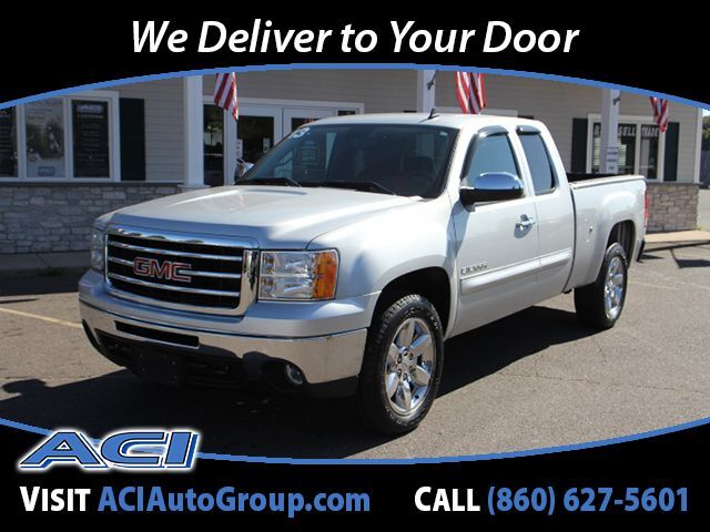 2013 GMC Sierra 1500 SLE East Windsor CT