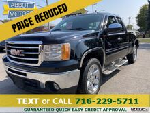 2013_GMC_Sierra 1500_SLE Ext Cab 4WD Chrome Pkg Warranty_ Buffalo NY