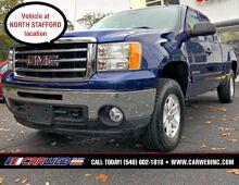 2013_GMC_Sierra 1500_SLE Ext. Cab 4WD_ Fredricksburg VA