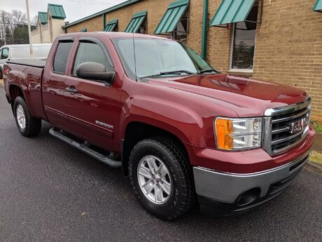 2013 GMC Sierra 1500 SLE Ext. Cab 4WD Knoxville TN