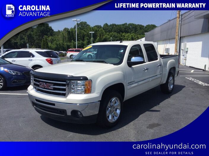 2013 GMC Sierra 1500 SLE High Point NC