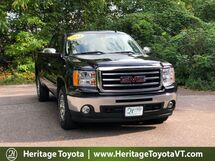 2013 GMC Sierra 1500 SLE South Burlington VT