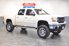 2013_GMC_Sierra 1500_Z-71 4WD! LIFTED! CHROME FUEL WHEELS/OFF ROAD NITTO TIRES!!! LEATHER LOADED! BACK UP CAMERA!! ONLY 40,377 MILES!!!!_ Norman OK