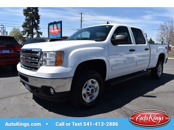 2013 GMC Sierra 2500HD 4WD Crew Cab SLE Bend OR