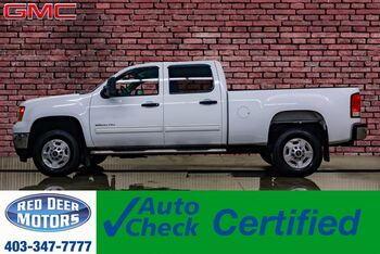2013_GMC_Sierra 2500HD_4x4 Crew Cab SLE_ Red Deer AB
