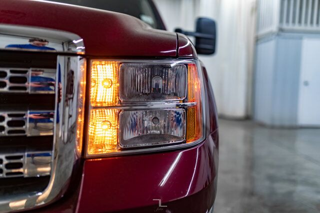 2013 GMC Sierra 2500HD 4x4 Ext Cab SLE BCam Red Deer AB