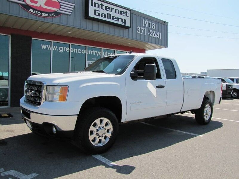 2013 GMC Sierra 2500HD 4x4