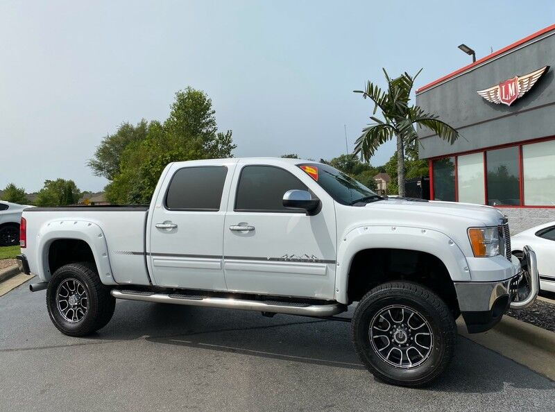 2013 GMC Sierra 2500HD SLE Badlander by Tuscany Evansville IN