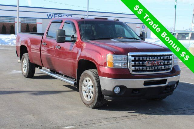 2013 GMC Sierra 2500HD SLE Green Bay WI