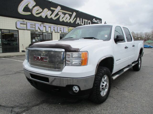 2013 GMC Sierra 2500HD SLE Murray UT