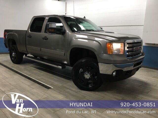2013 GMC Sierra 2500HD SLE Plymouth WI