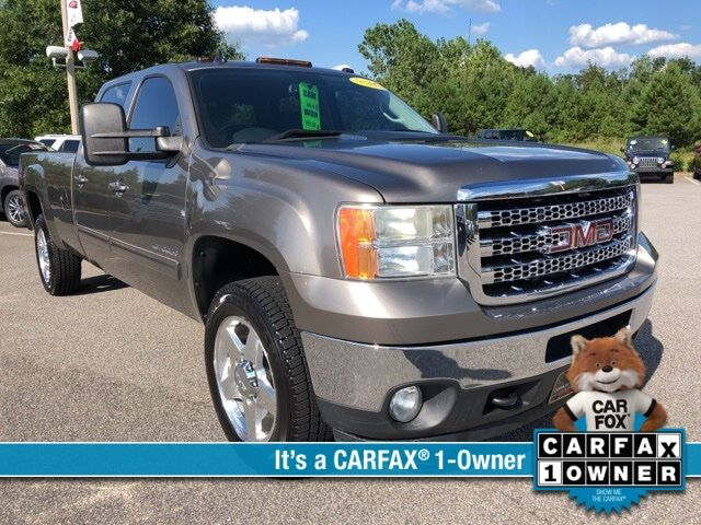 2013 GMC Sierra 2500HD SLT Savannah GA