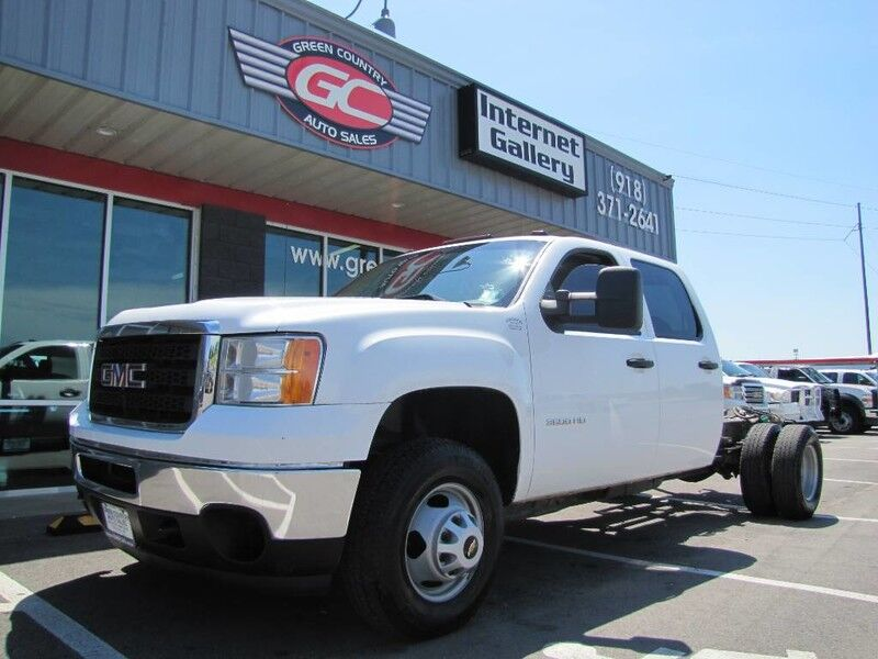 2013 GMC Sierra 3500HD Work Truck Collinsville OK